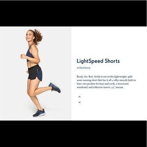 Outdoor Voices LightSpeed Shorts